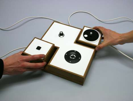 Twosome Musical Gadgets