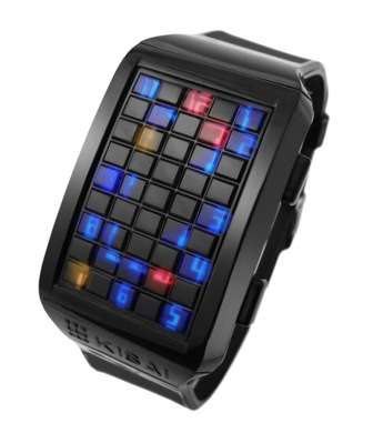 Tetris Timepieces