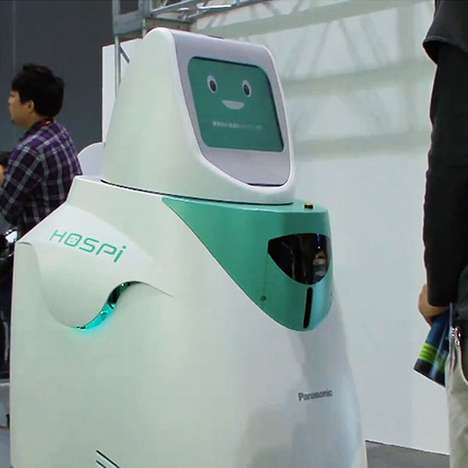 Drug-Dealing Robots