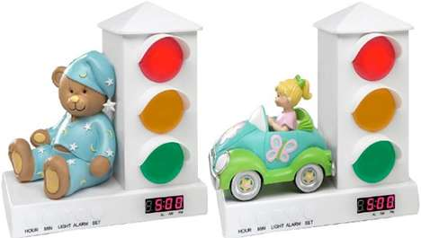 Traffic Light Timers