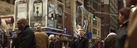 Bubble-Head Photography