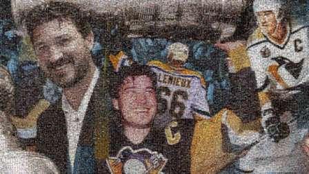 Charitable Hockey Hero Mosaics