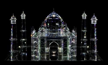 Crystalline Architectural Wonders