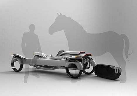 Modern Animal Wagons