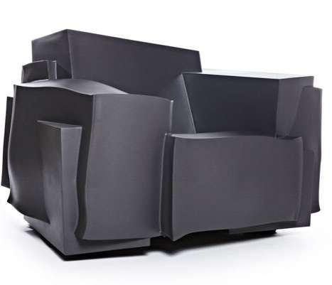 Angular Sci-Fi Chairs