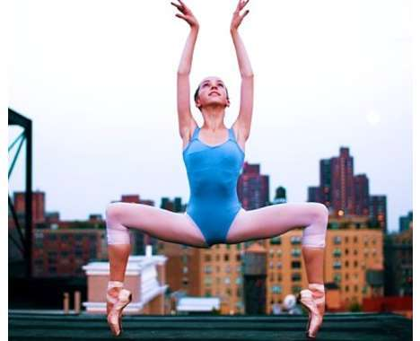 54 Elegant Ballerina Innovations
