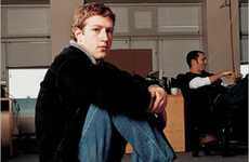 Facebook Founder Fashion - 'Mark' by Mark Zuckerberg Parody