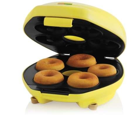 Instant Doughnut Grills
