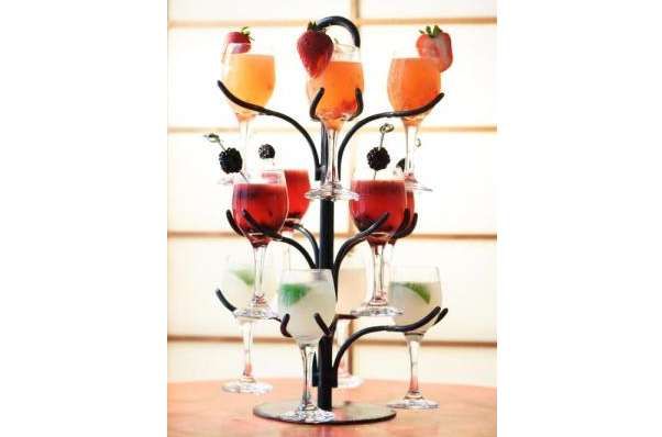 Arboreal Alcohol Holders