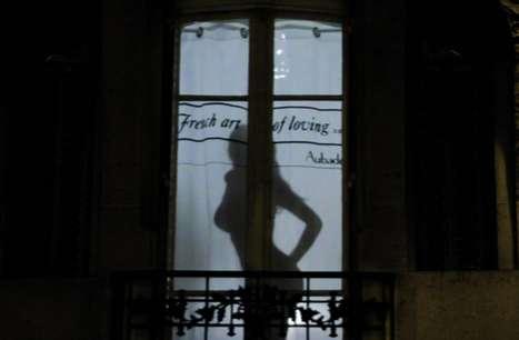Sensual Silhouette Campaigns