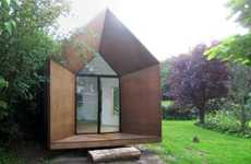 Teeny Tiny Teahouses - The Cloud Collective 'Hermits House' is a Compact Abode