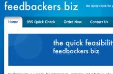 Instant Entrepreneurial Honesty - FeedBackers Gives Candid Consultation and Strong Advice