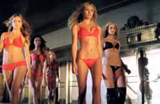 Epic Lingerie Ads  - Michael Bay Returns for More Sexy Fun This Holiday Season