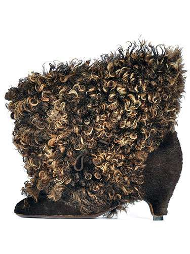 Wooly Mammoth Boots