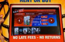 Virtual Movie Vending Machines - Flix on Stix Rents Movies Straight to Your USB Drive