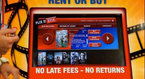 Virtual Movie Vending Machines