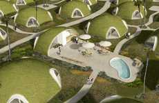 Ballooning Eco Abodes