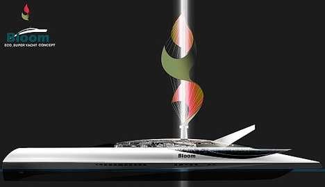 Sustainable Mega Yachts