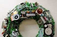 Techie Christmas Decor