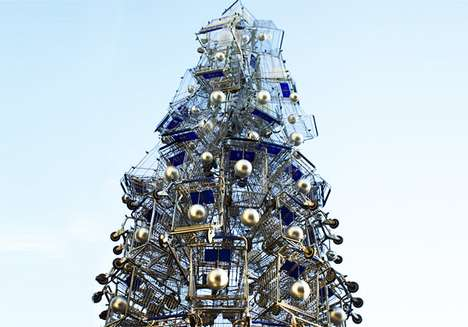 Christmas Tree Cart Hybrids