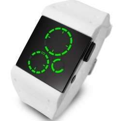 Rechargeable LED Timepieces