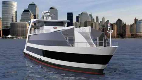 Elaborate Eco Steamboats