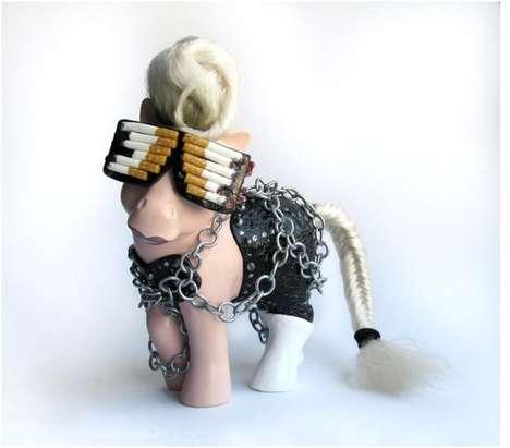 Celebrity Toy Ponies