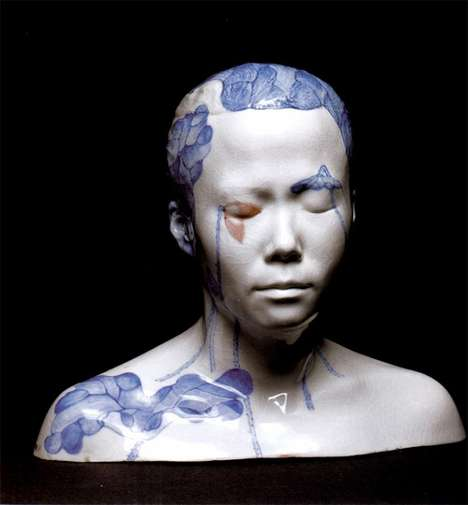 Human Canvas Paintings