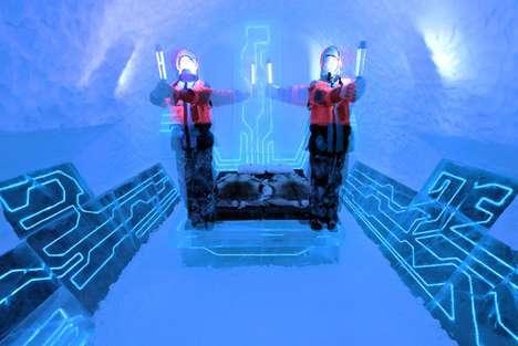 Frozen Sci-Fi Hotels