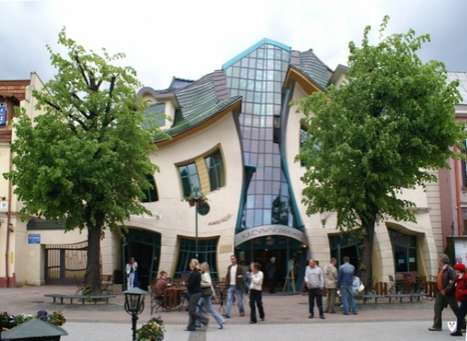 Skewed Building Designs
