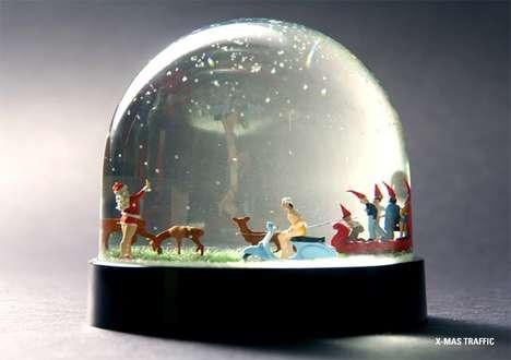 Funny Elfin Ornaments