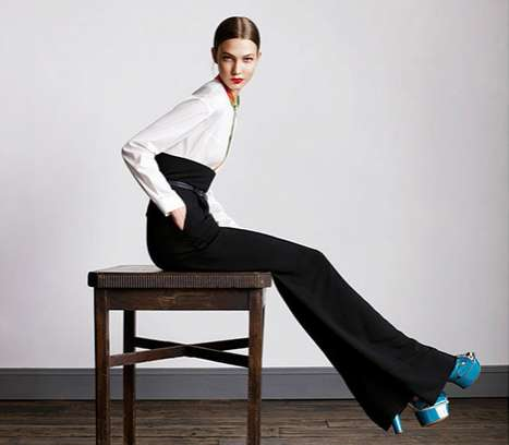 Long-Legged Workwear Shoots