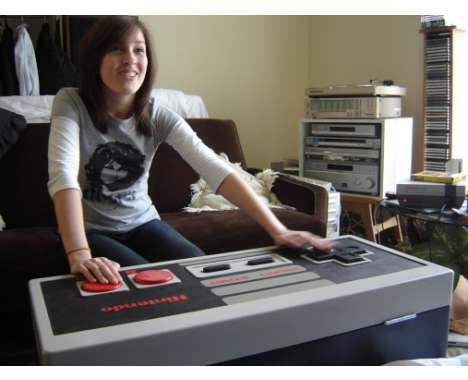 17 NES Controller Inspirations