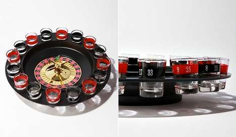 Casino-Inspired Drinking Games