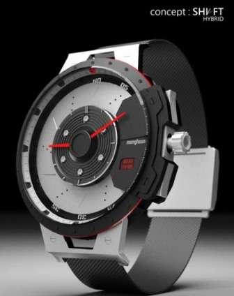Auto Part Timepieces