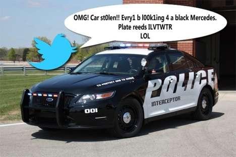 Criminal-Catching Tweets