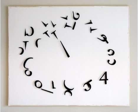 100 Quirky Wall Clocks