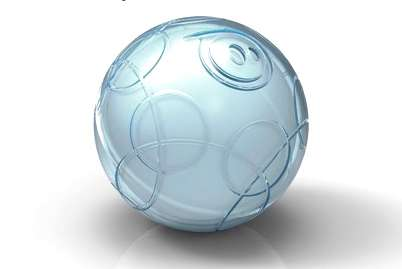 Smartphone-Controlled Balls