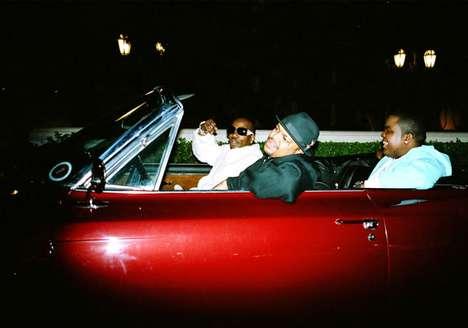 Cruising Gangster Shoots