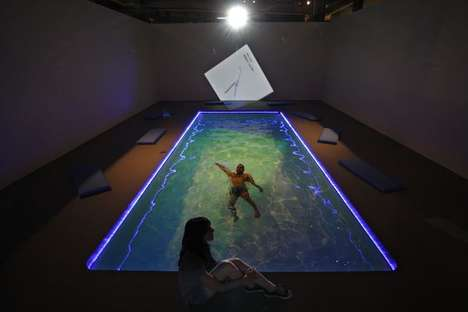 Splash Around the Psycheldic Pool by Helio Oiticia & Neville D'Almeida