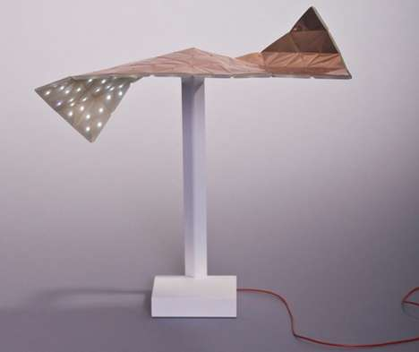 Omri Barzeev's 'Starlight' LED Table Lamp