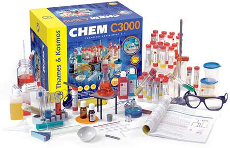 Chemistry Experiment Kits