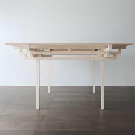 Shrine-Inspired Tabletops