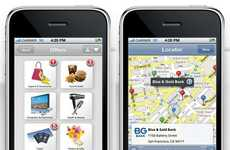 Promotional Credit Card Apps - The Visa iPhone App Provides Exclusive Offerings to Smartphone Users