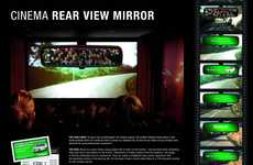 Theatrical Bus Ads - The Europcar Minibus Commercial Features the Audience as Its Star