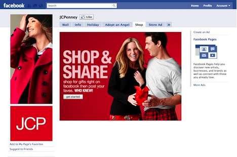 Social Media Merchandising