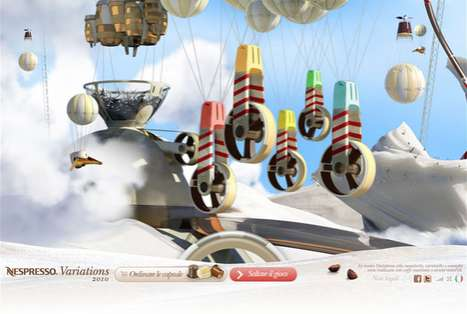 Dreamy Java Candylands