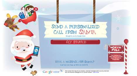 Northpole Search Engine Calls