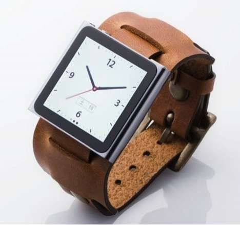 Rugged MP3 Timepieces