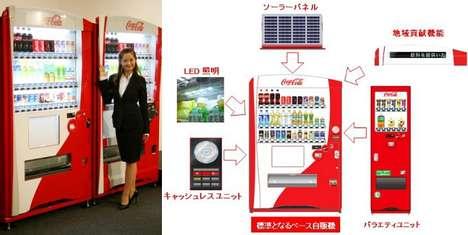 3D Refreshment Dispensers